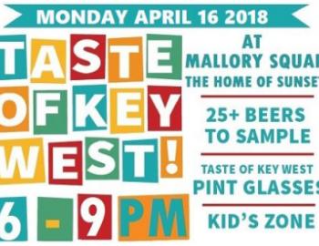 Taste Of Key West 2018