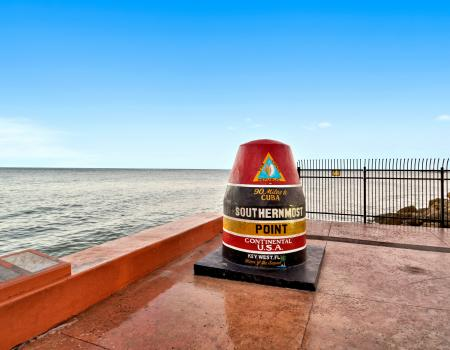 Southernmost Point Key West Florida