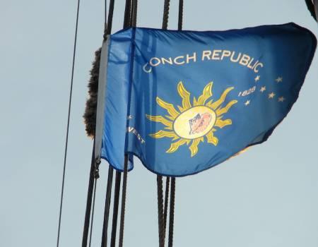 Conch Republic Flag
