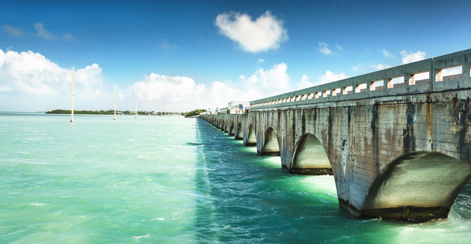 Key Largo Bridge