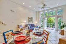 A bright Key West vacation rental