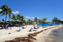 higgs memorial beach key west florida