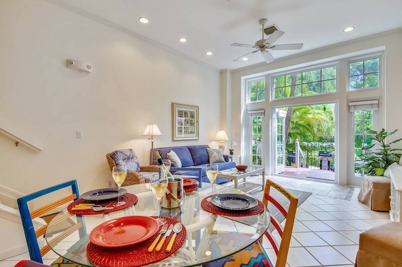 A Key West vacation rental home