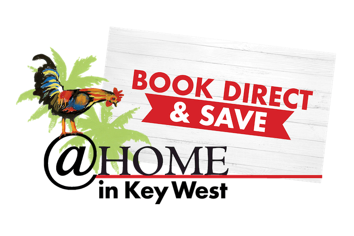 at home in key west book direct logo