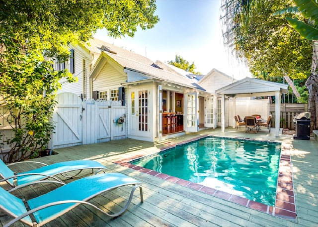 Key West Vacation Rental with a Private Pool