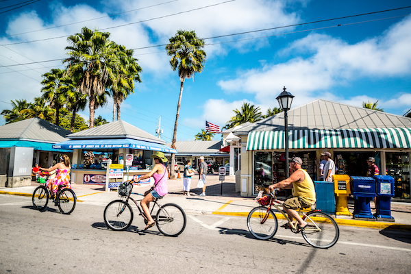 key west bike tour
