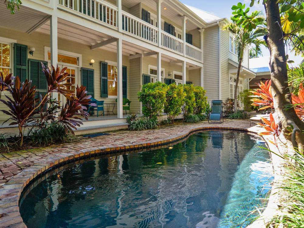 key west new years eve property