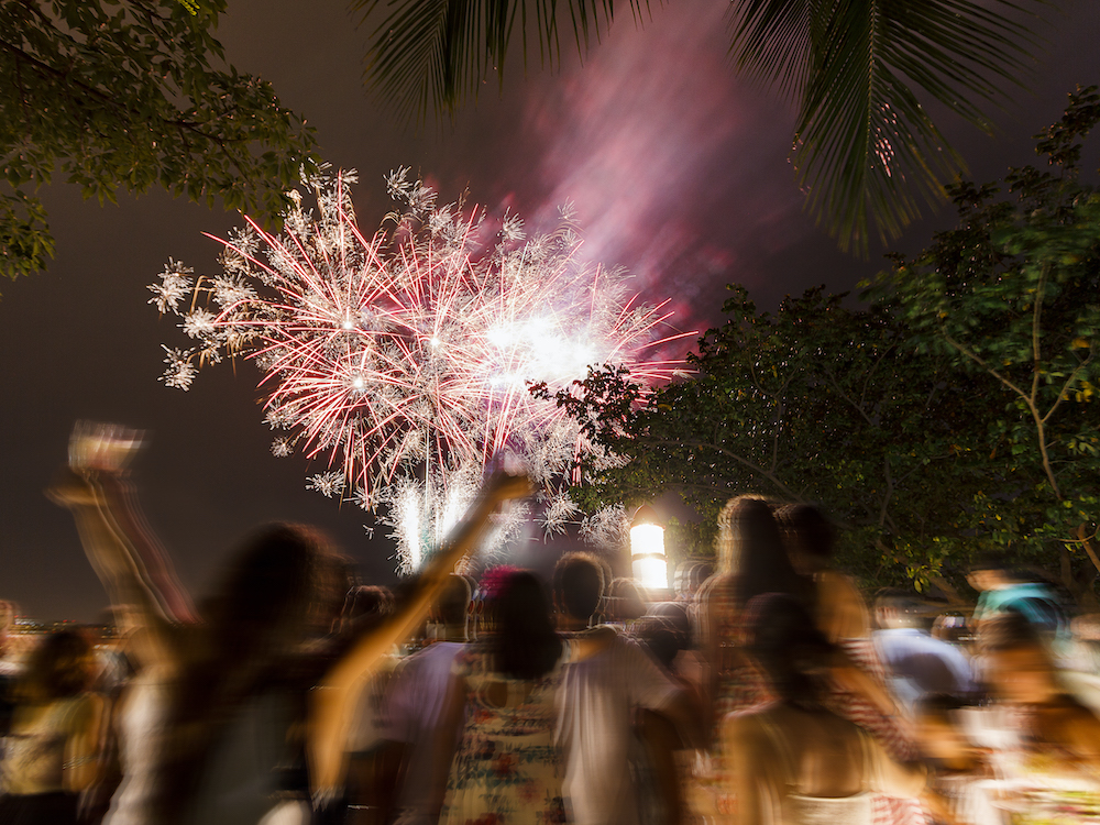 new years eve in key west
