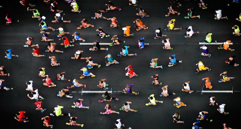 keys100 ultra marathon