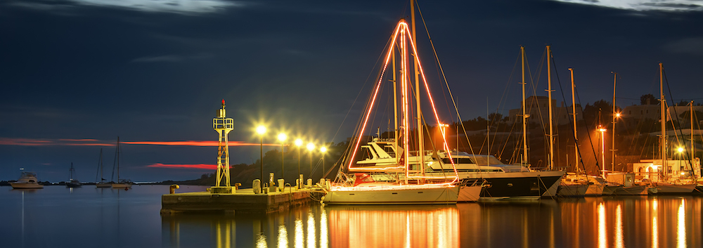 29th Annual Lighted Boat Parade at