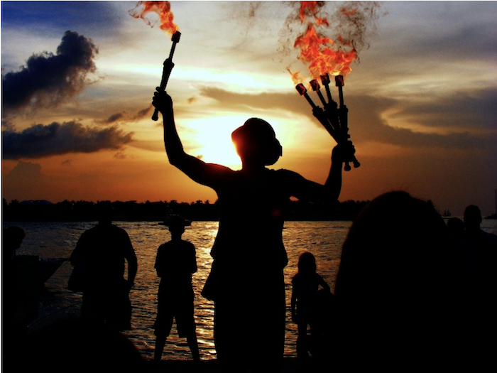 Mallory Square Sunset Celebration in Key West
