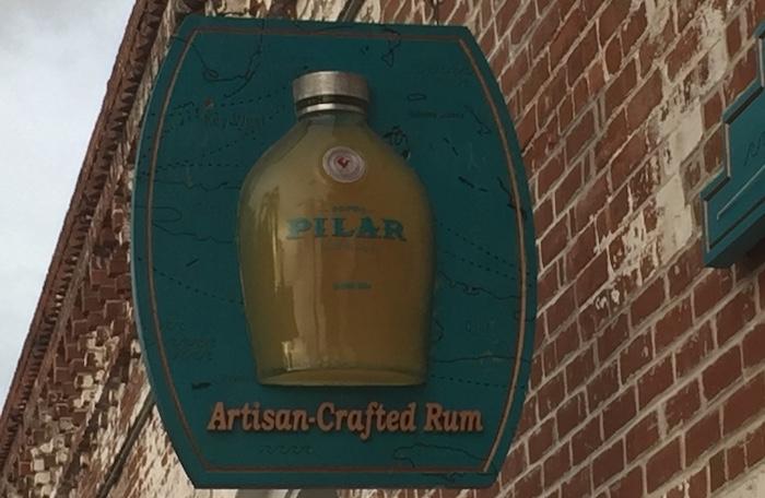 Papa's Pilar Rum Distillery