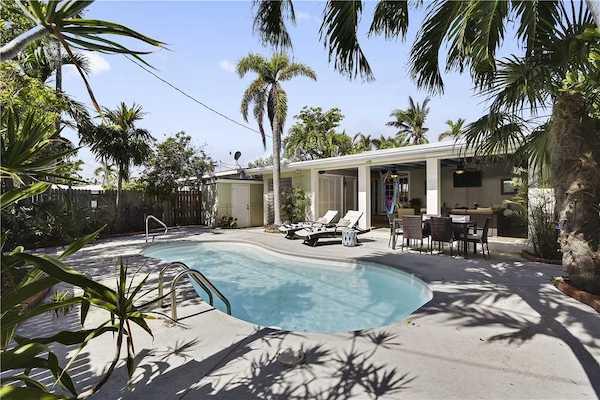 Poolside Paradise Key West