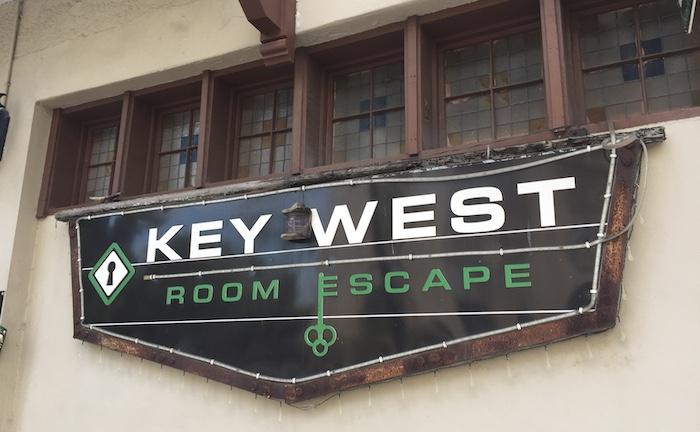 Key West room escape