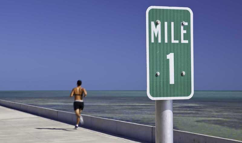 7 mile bridge run